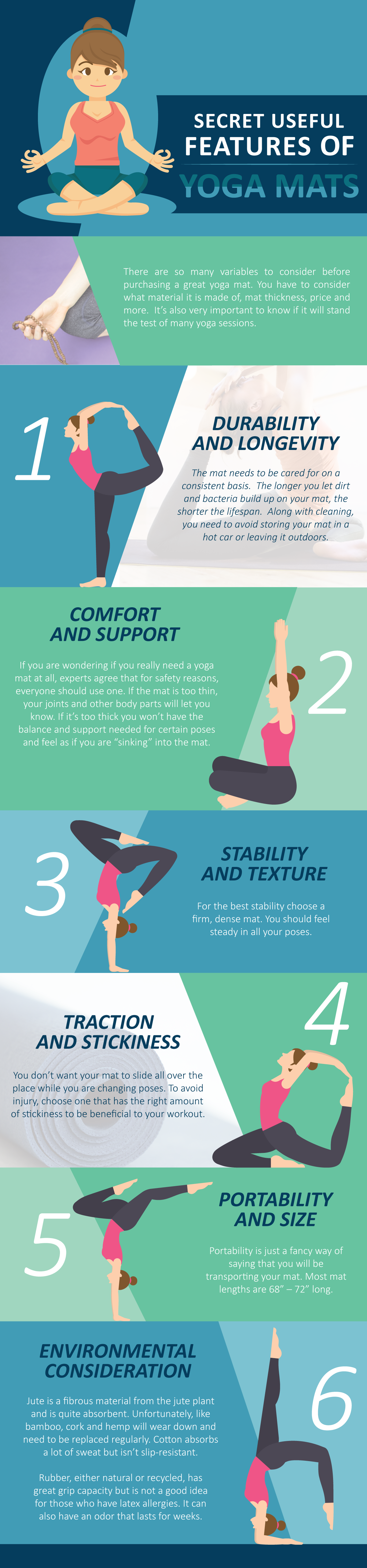 Which Yoga Mat Is Right For You?